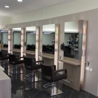 Photos de déco de salons de coiffure